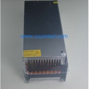 500W 12V/24V/36V/48V DC Output Power Supply